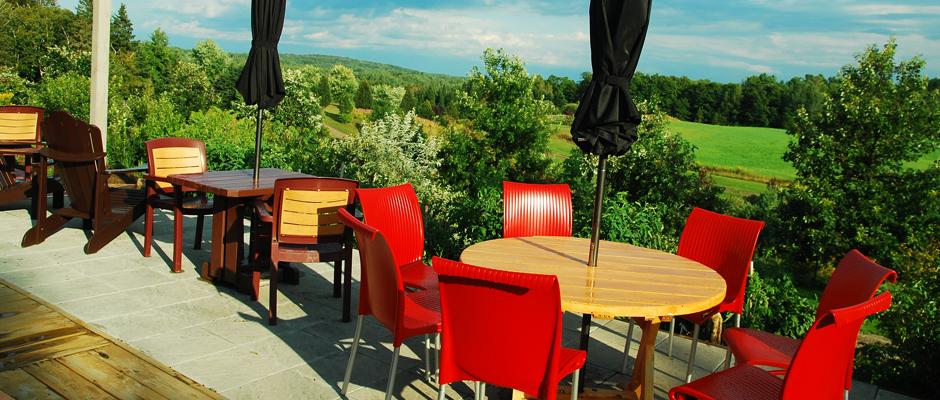 les 8 plus belles terrasses nature en mauricie tourisme mauricie tourisme mauricie. Black Bedroom Furniture Sets. Home Design Ideas