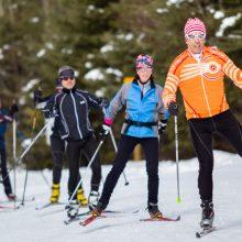 parc de la mauricie ski de fond