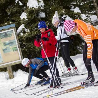 ski-de-fond-parc-national