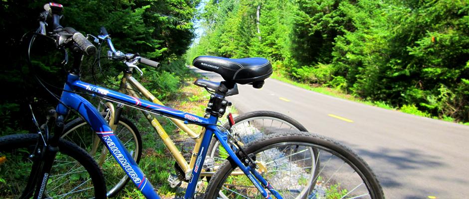 Parcours de vélo en Mauricie : de Trois-Rivières à Shawinigan ...