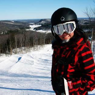 Ski Alpin Shawinigan tuile 313X313