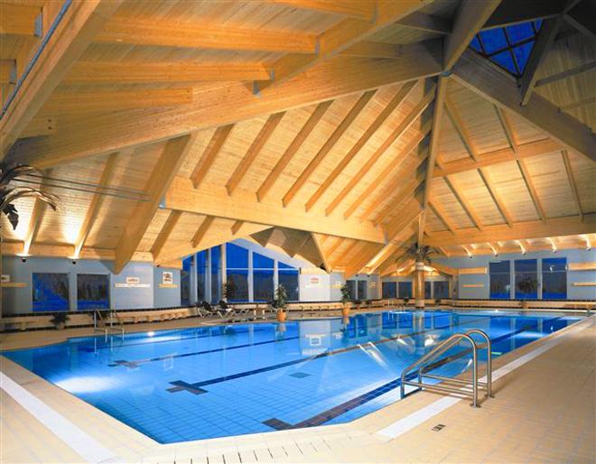 H bergements avec piscine en mauricie 23 h tels et g tes for Piscine creusee interieure