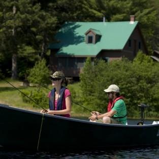 17/06/2012 lac tousignant dans la reserve faunique st maurice  Qc Canada (Photo/Steve Deschenes)