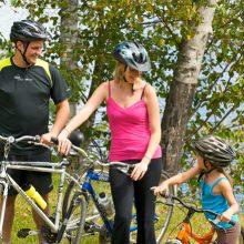 vélo à St-Alexis-des-Monts,