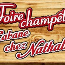 Foire Cabane chez Nathalie