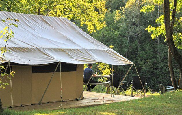 Camping La Tuque