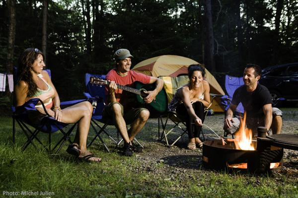 Camping-Parc-de-la-Mauricie