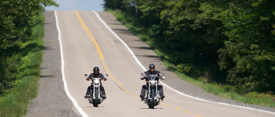Motocyclistes 7 Suggestions De Parcours En Moto Pour Une Agrable Balade Mauricie