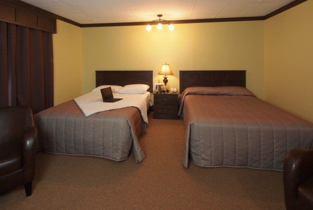 H tel motel porte de la mauricie tourisme mauricie for Porte et fenetre mauricie