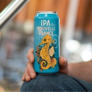 Bière Microbrasserie Nouvelle-France