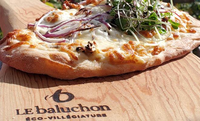 meilleurs restaurants en Mauricie, Eco-café Baluchon