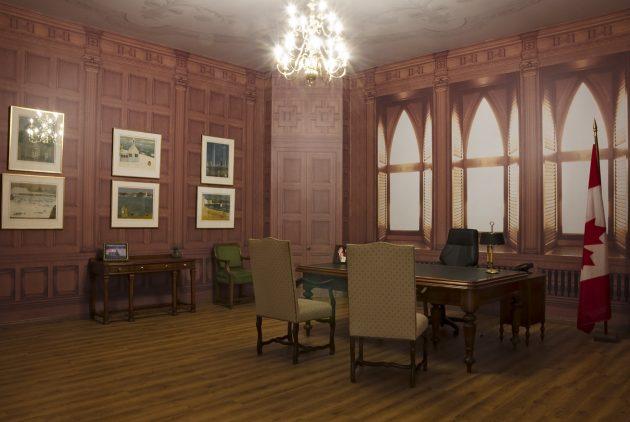 mus e du premier ministre jean chr tien tourisme mauricie tourisme mauricie. Black Bedroom Furniture Sets. Home Design Ideas