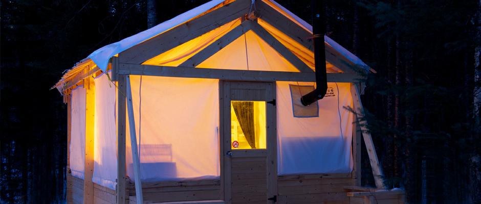Pret A Rabais >> 14 formules prêt-à-camper en Mauricie: pour du camping ...