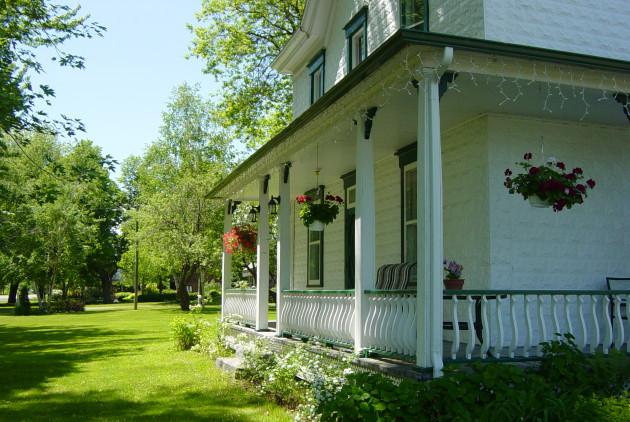 La maison des leclerc tourisme mauricie tourisme mauricie for Decoration maison leclerc
