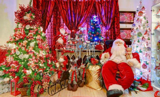 Où acheter des décorations de Noël à Shawinigan?