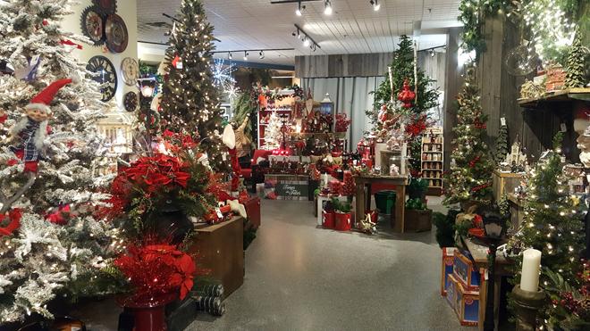 boutique de Noël à Trois-Rivières