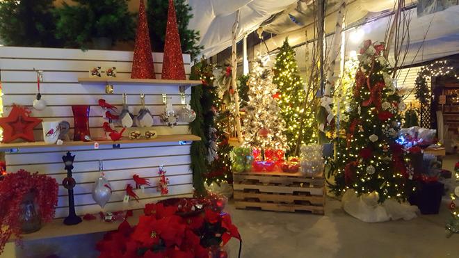 Belles décorations de Noël à Trois-Rivières
