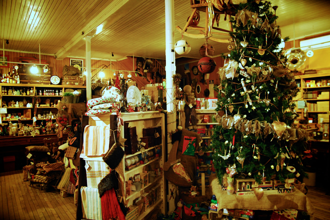 Décorations de Noël à Maskinongé, acheter décorations de Noël