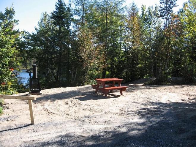 Camping-zec-tawachiche-bord-lac