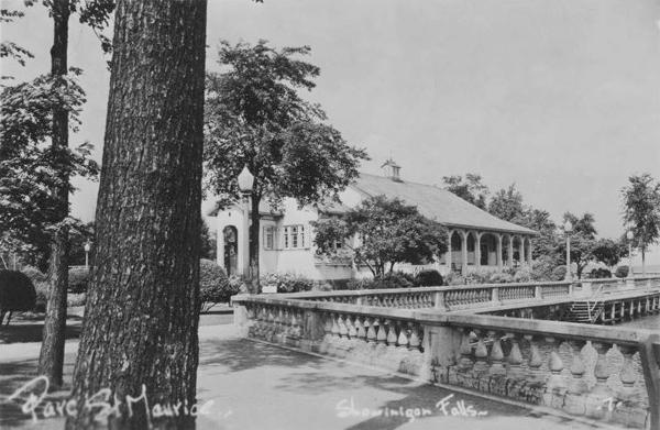 Parc St-Maurice