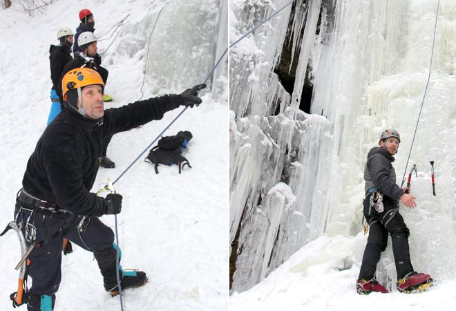 maikan aventure escalade de glace