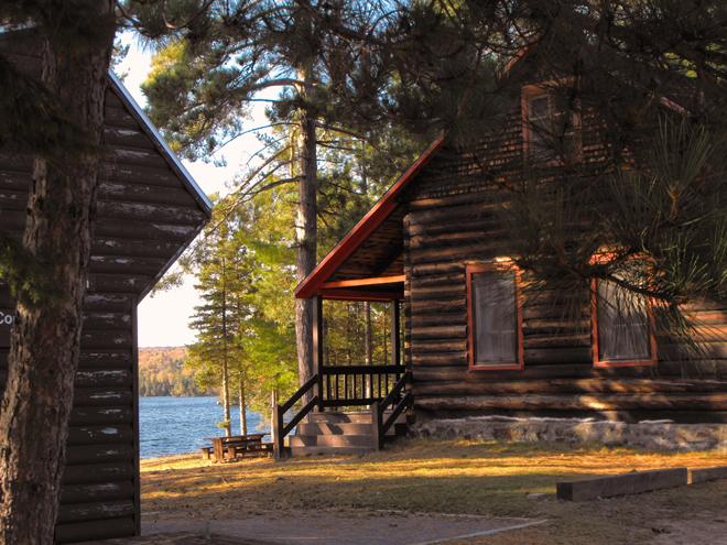 Lac Shawinigan crédit photo Carl Parenteau