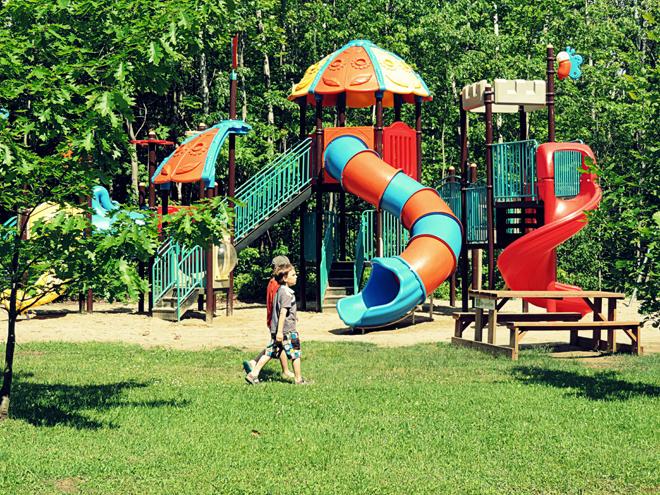 parc gentilly - terrain jeux