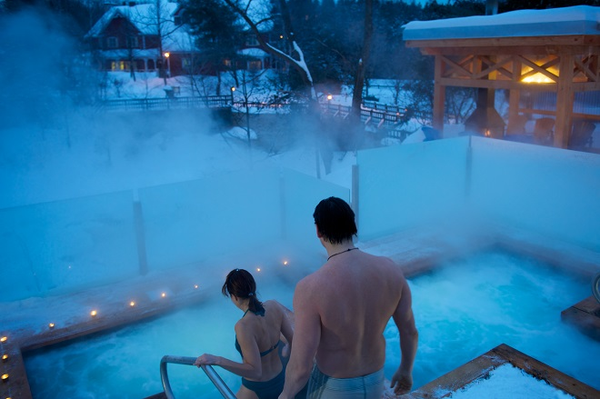Baluchon - spa nordique