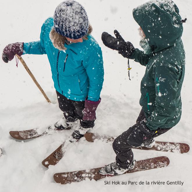ski hok - parc rivière gentilly