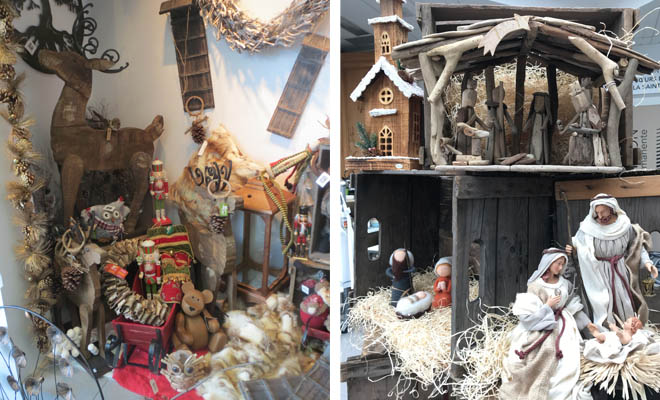Où acheter des belles décorations de Noël en Mauricie?