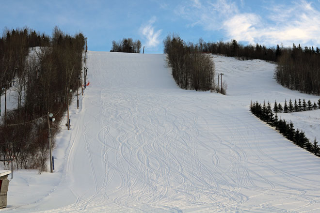 Ski La Tuque