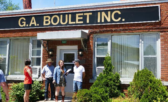 Usine G.A. Boulet