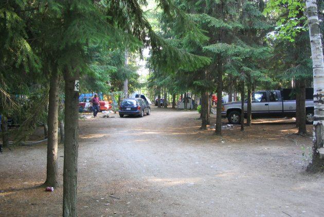 Camping Lac et Forêt Sainte-Thècle