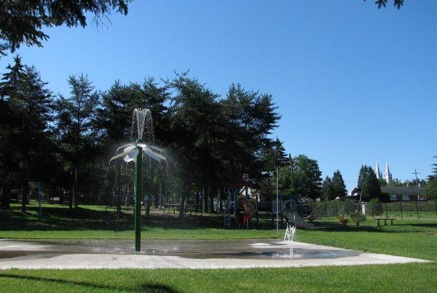 Parc St-Jean-Optimiste Sainte-Thècle