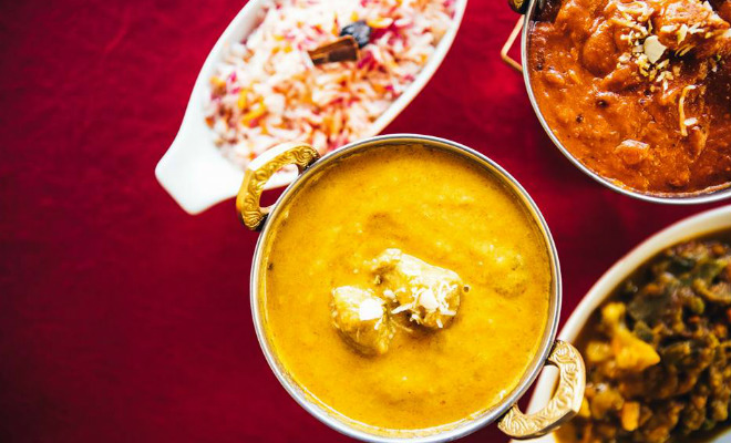 Nourriture-indienne