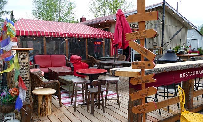 Café Bistro Village St-Mathieu