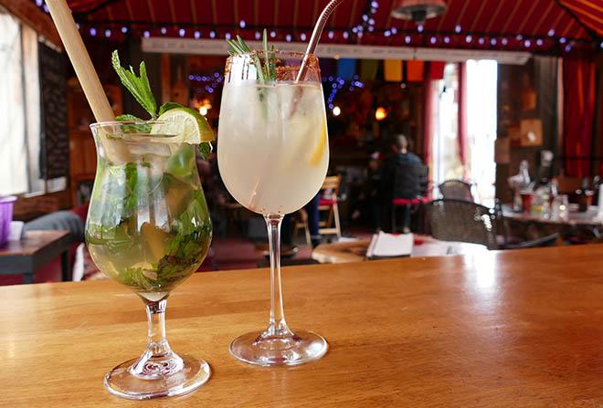 Cocktails Café Bistro du Village St-Mathieu