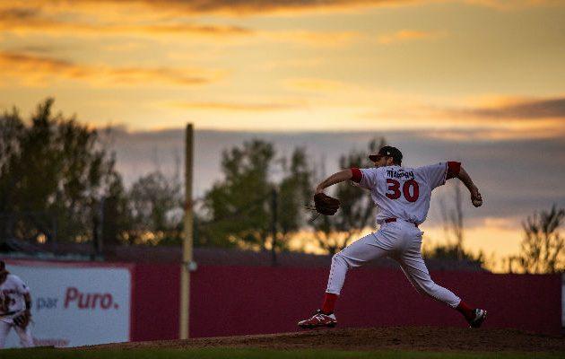 Les Aigles_Baseball