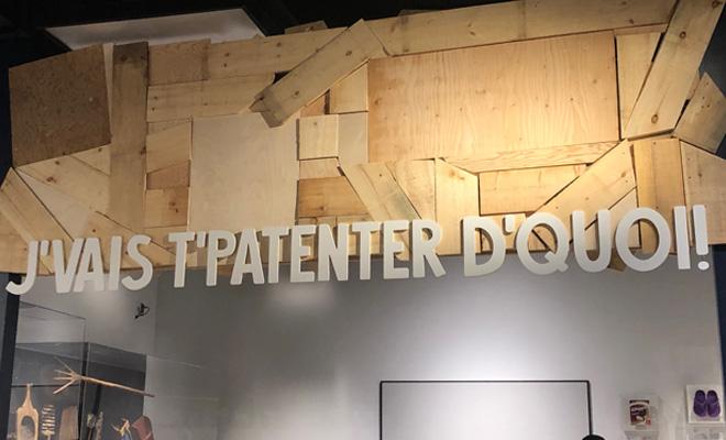 Exposition permanente au Musée POP de Trois-Rivières
