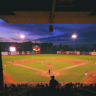 Les Aigles_Stade de baseball