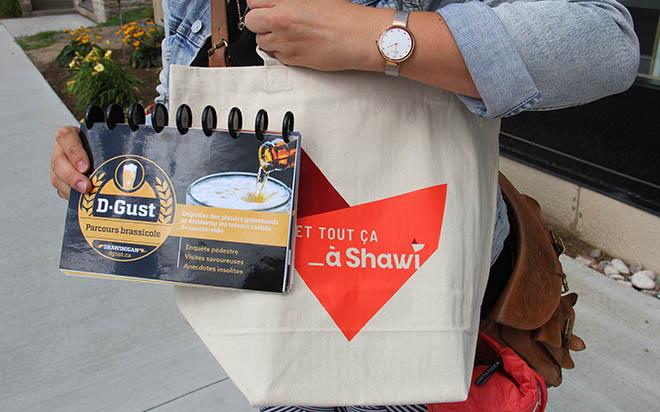 parcours d-gust tourisme shawinigan sac