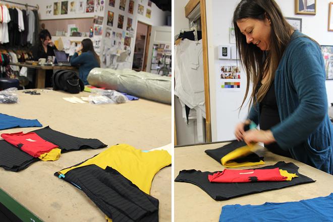 Atelier vêtements Abaka Shawinigan