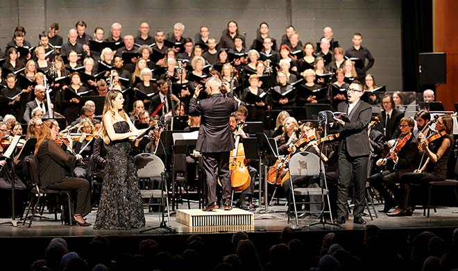 OSTR concert