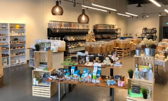 Boutique zéro déchêt à Trois-Rivières, produits en vrac et réutilisables