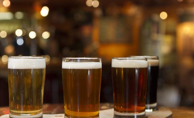 livraison de bières locales en Mauricie