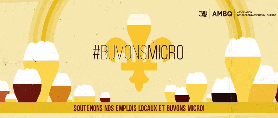 Boire local, Microbrasseries de la Mauricie