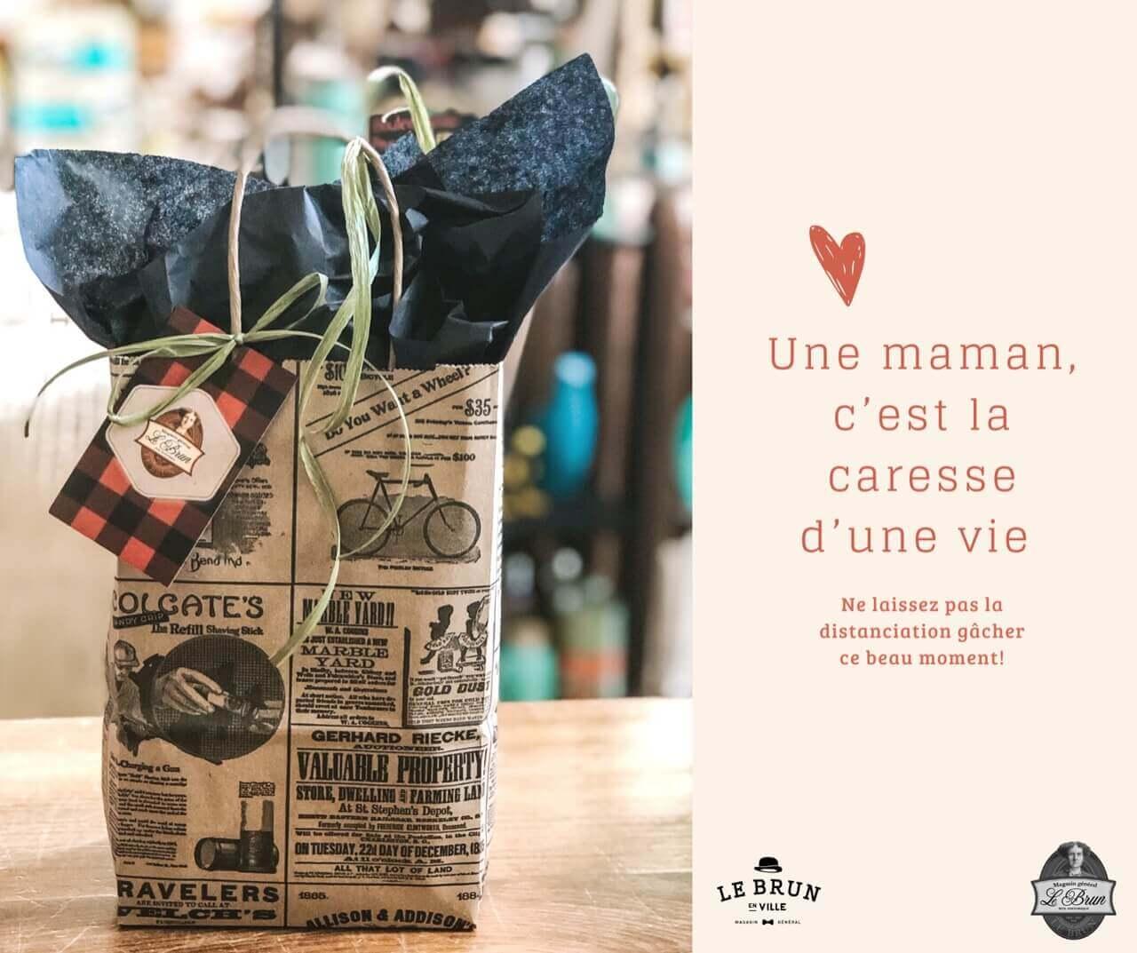 Fête des Mères, idées cadeaux sur Le Brun en ville