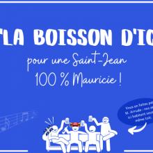 Bières, vins et distilleries de la Mauricie pour boire local Saint-Jean