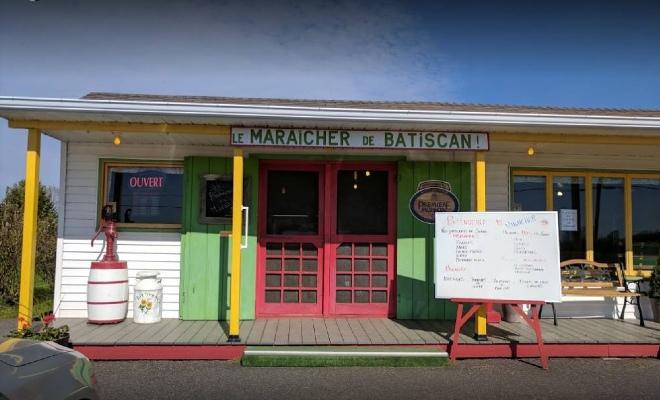Maraîcher de Batiscan, autocueillette de petits fruits en Mauricie