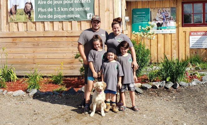 Ranch Dupont, activité à faire en famille en Mauricie